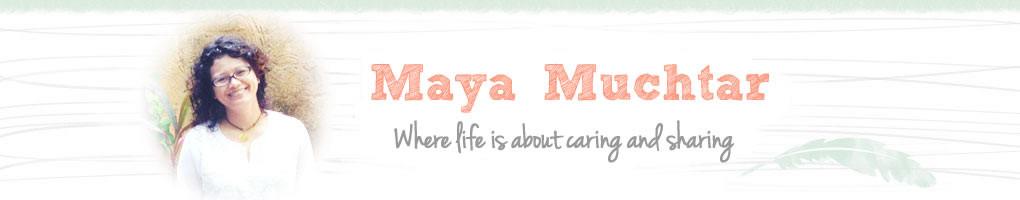 Maya Muchtar ~ Ayurvedic Lifestyle Counselor